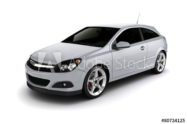 Adobe Stock Car image