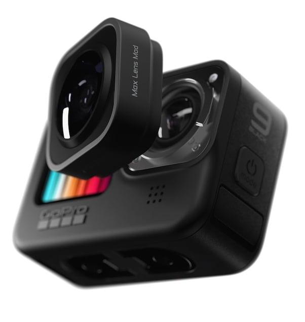 GoPro HERO9 Max Lens Mod. Image: GoPro.