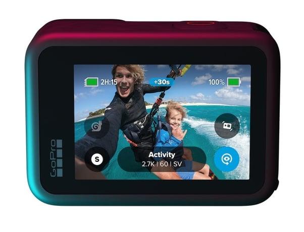 GoPro HERO9 HindSight feature. Image: GoPro.