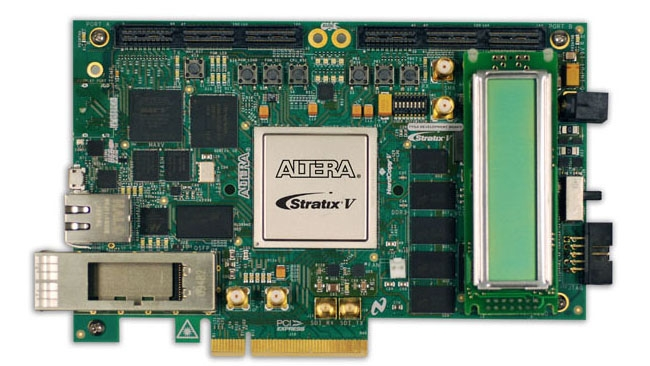 Intel / Altera / RedShark News