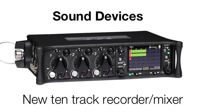 Sound Devices/RedShark