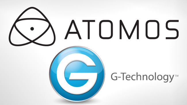 G-Technology / Atomos / RedShark News