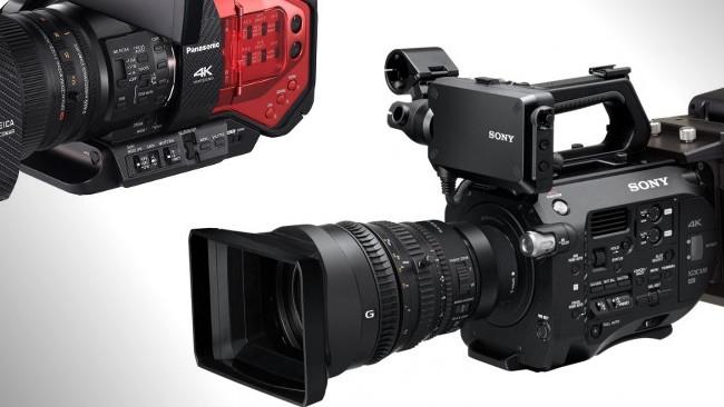 Sony / Panasonic / RedShark News