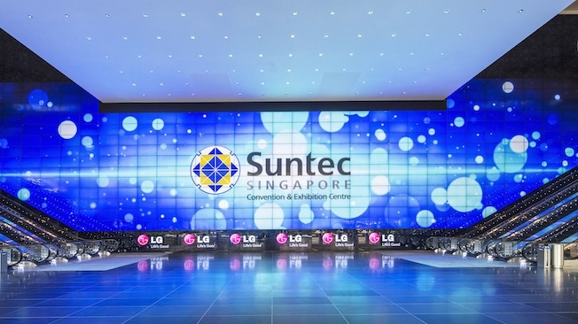 © Suntec Singapore