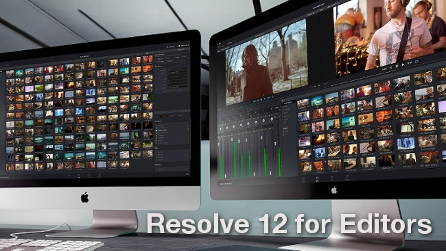 Blackmagic Davinci Resolve 12 The Editor S Point Of View Redshark Review