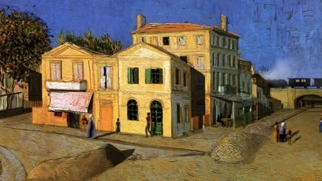 Van Gogh/Agnani/ RedShark