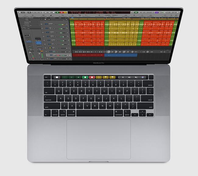 2019 MacBook Pro top view.jpg
