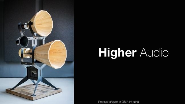 Higher Audio - Oswald Mill Audio
