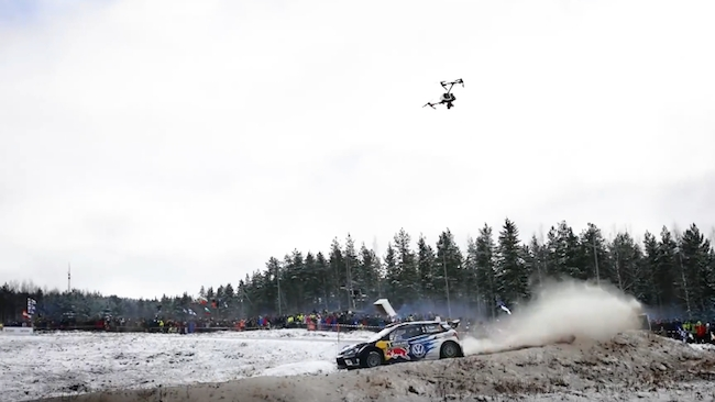 DJI/WRC