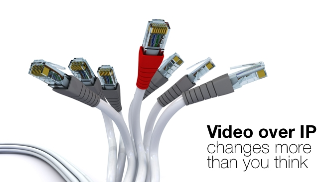 Network cable image by Shutterstock
