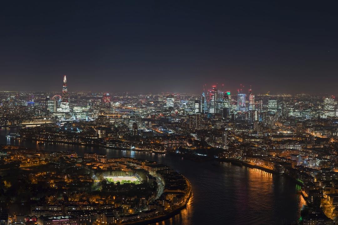 Lenstore, Nikon and Canary Wharf