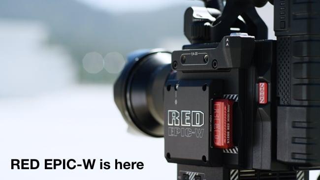 RED/RedShark News