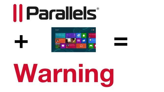 Parallels, Microsoft, RedShark