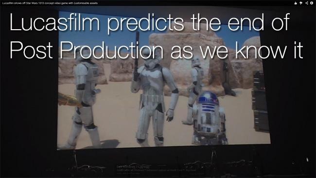 Lucasfilm/Redshark