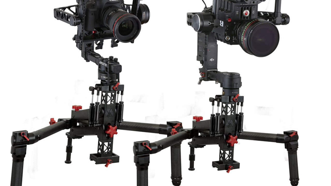 The Jockey 4th axis gimbal Kickstarter project. But we also need a 5th axis for truly smooth motion