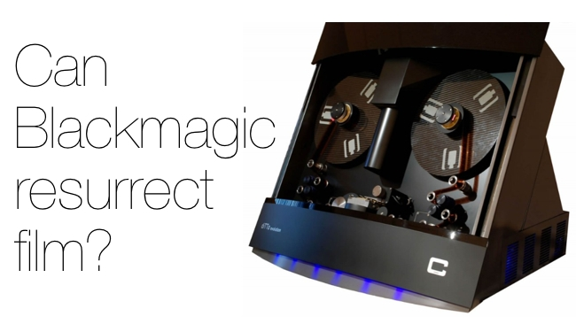 Blackmagic Design/RedShark