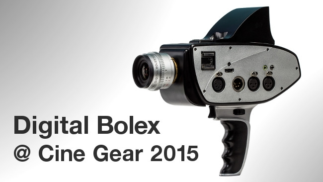 Digital Bolex / RedShark News