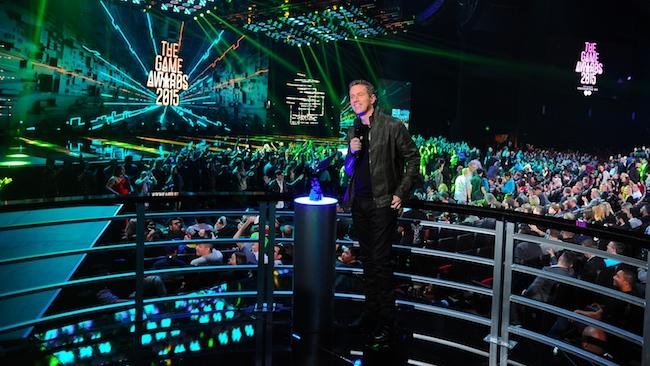Game Awards/YouTube