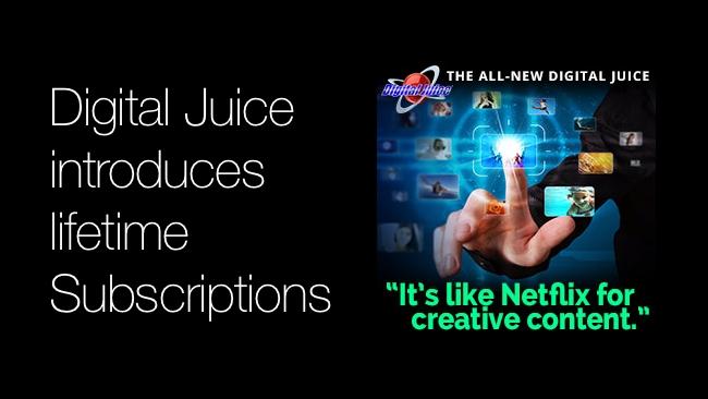 Digital Juice/RedShark