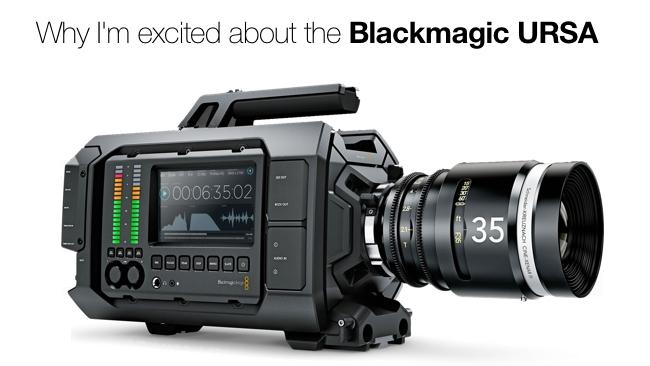 Blackmagic/RedShark