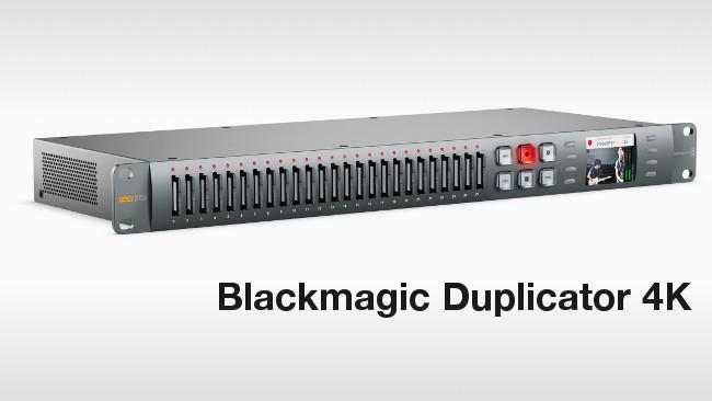 Blackmagic / RedShark News