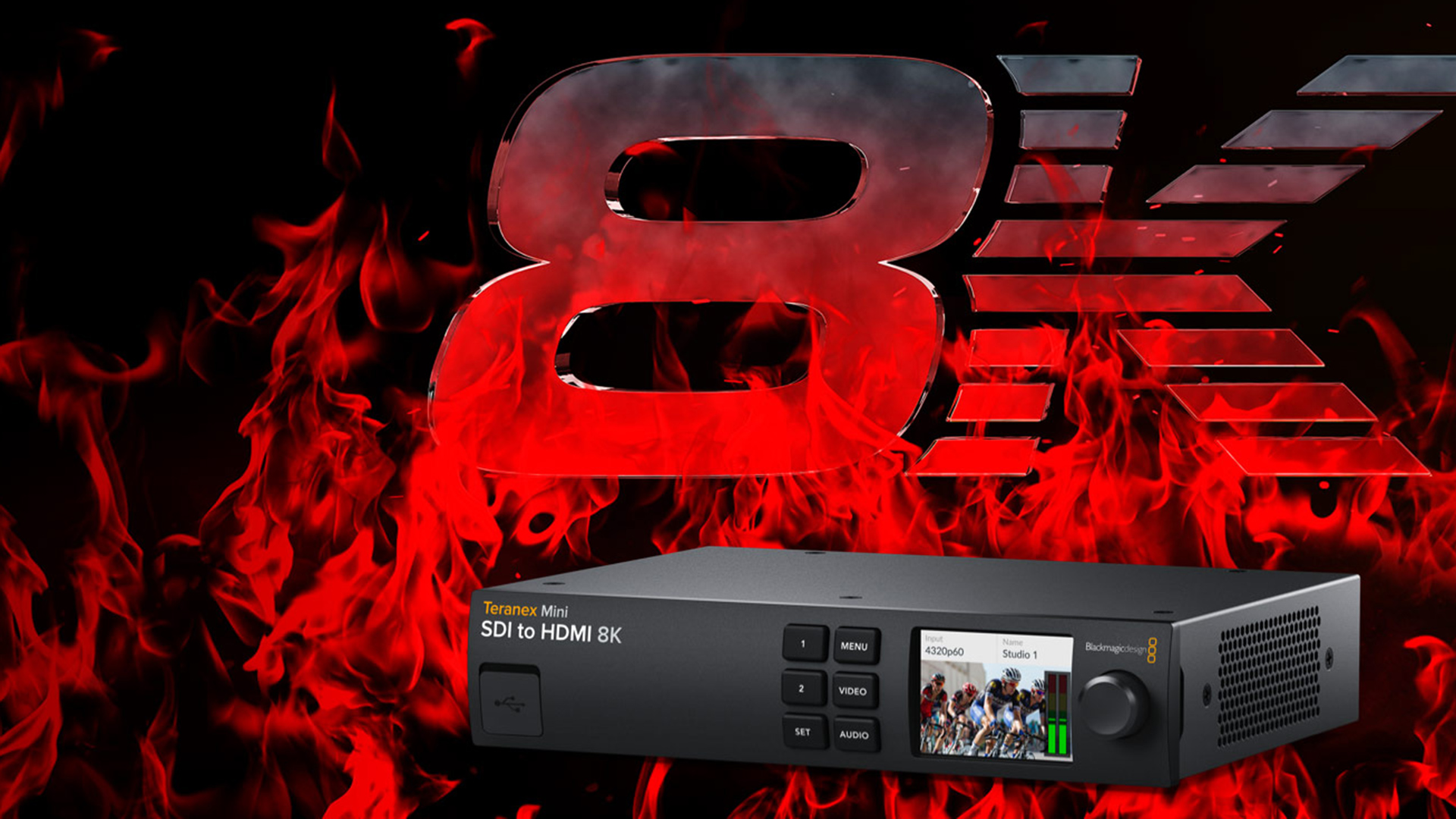 Blackmagic Design Commits To 8k With Significant Product Announcements