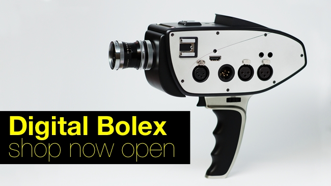 Digital Bolex/RedShark