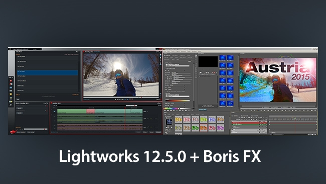EditShare - Lightworks