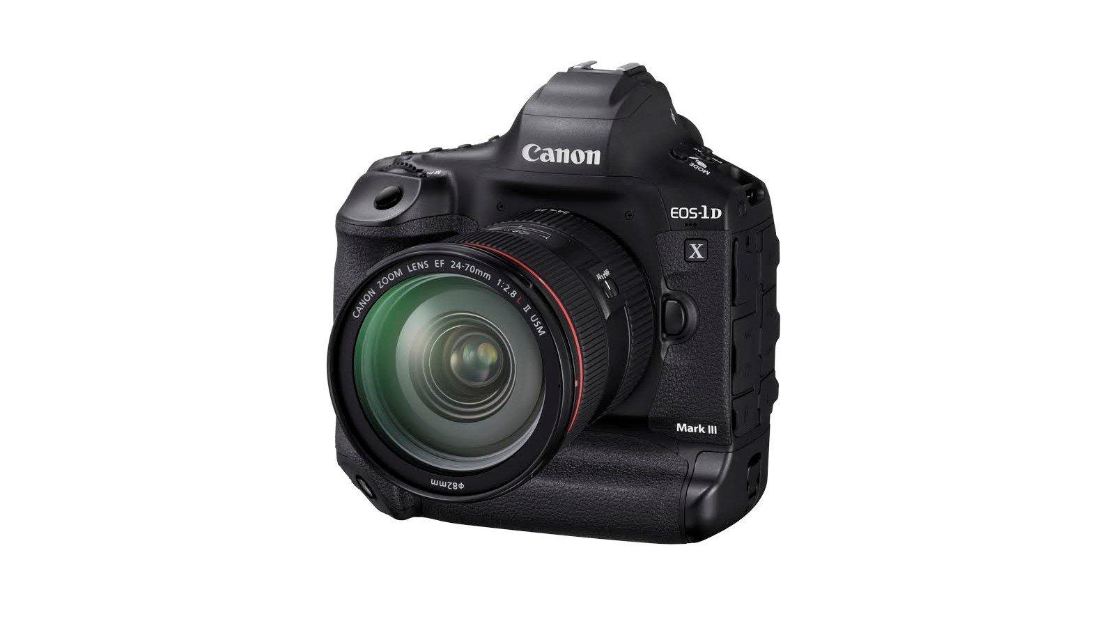 Canon EOS 1D X Mk II