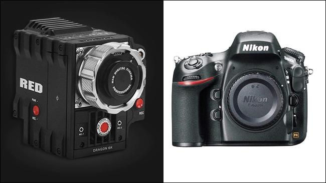 RED/Nikon/RedShark