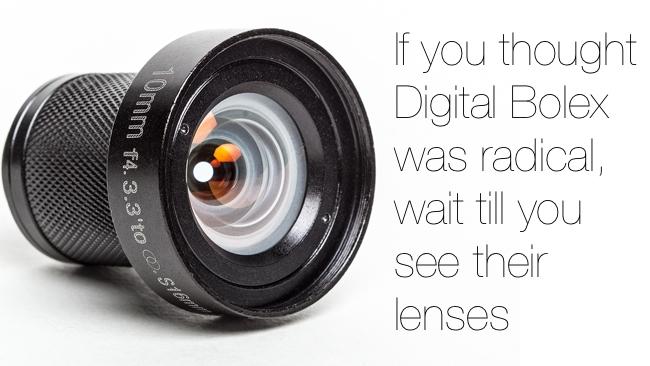 Digital Bolex/RedShark