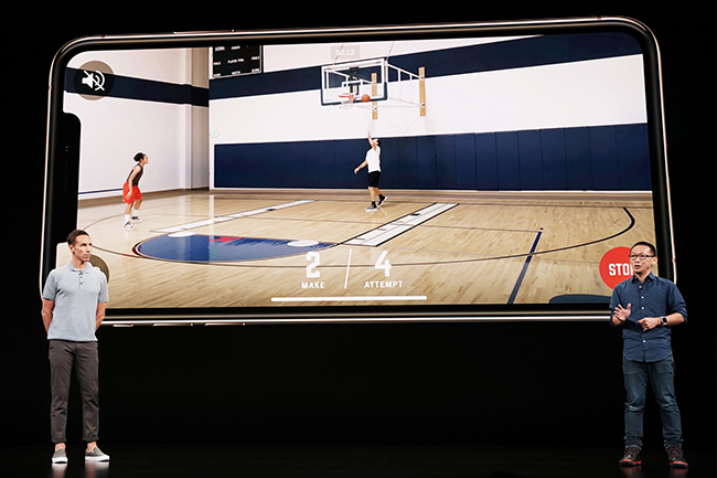 Apple-keynote-Steve-Nash-and-David-Lee-HomeCourt-demo-09122018.jpg