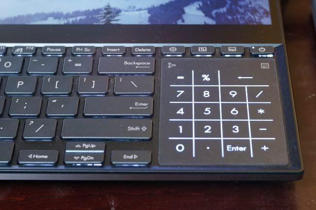 Asus ZenBook Pro keypad.jpg