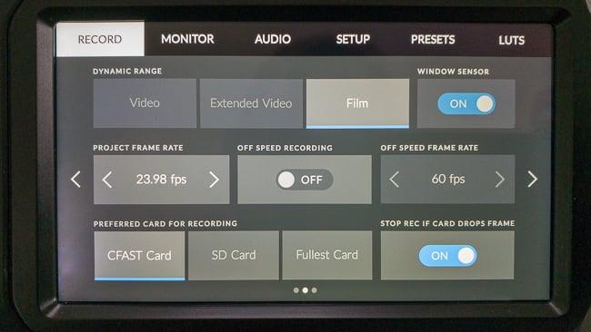 BMPCC4K review setup menus.jpg