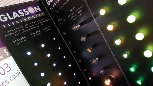 Best Blinkenlights - Glasson  Electronics
