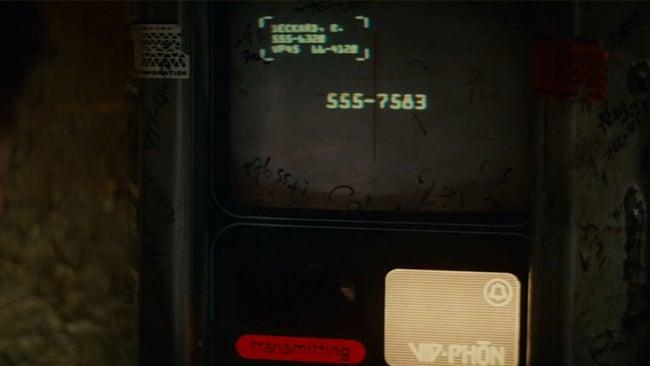 Blade Runner's vid-phon with 555  area code still in use.jpg
