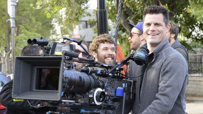 Brad Grimett - operating conventional camera
