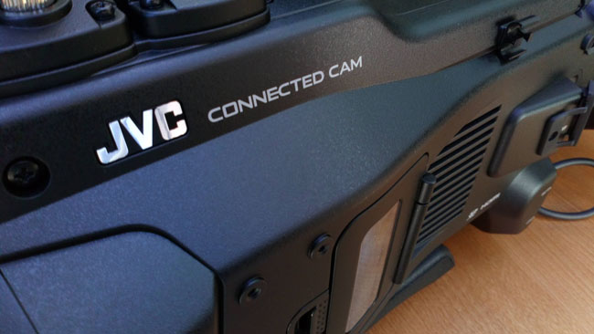 Cellphone tech - as here with JVC's Connected Cam series - allows us to move data around with unprecedented ease. Where it ends up still matters.jpg