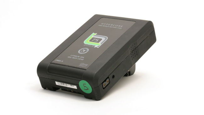 Core SWX Hypercore 75 lithium-ion  battery, 82 watt-hour