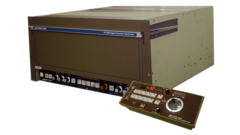DFS 3001 WITH CONTROL BOX 1976