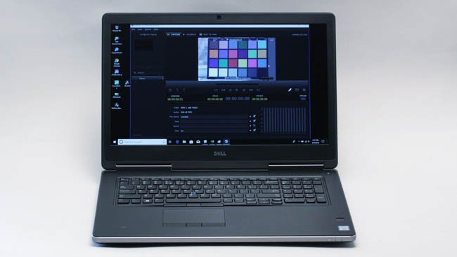 Dell Precision 7720 mobile  workstation