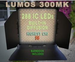 Fig 1 Lumos 300MK FRONT comp