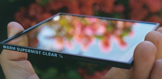 Fig 2 Glass Camera Filter