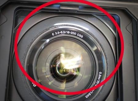 Fig 3 Light Leak 1