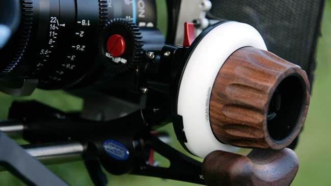 Focus pulling - here with Schneider  Xenon FF lenses - relies on mounting accuracy. Without it, those numbers  can lie
