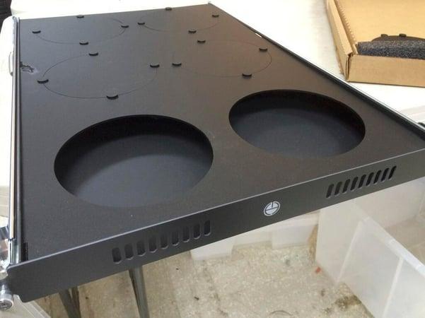 H squared Mac Pro rackmount prototype