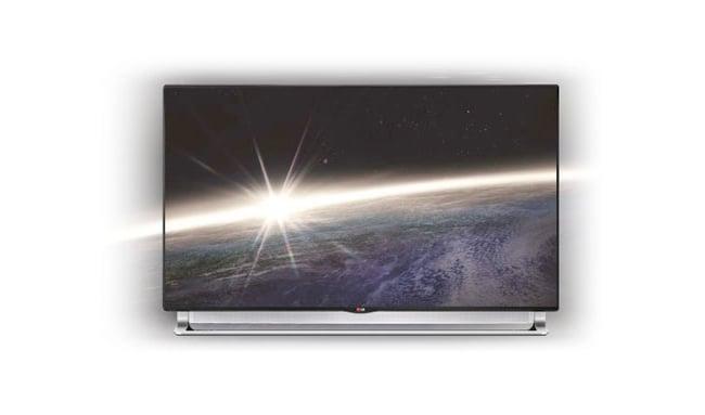 LG 4K tv