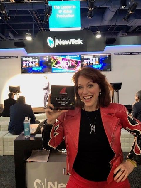 Newtek RedShark News Awards NAB 2019.JPG