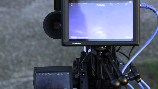 Outdoors, the Katherine easily outperforms the onboard monitor on an Ursa Mini Pro, which is itself no slouch.JPG