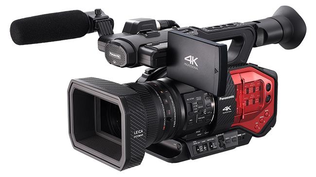 The Panasonic AG-DVX200